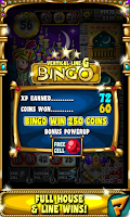 Screenshot of Sultan Of Bingo 2 Desert Daub