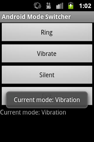 免費工具App|Ring/Vibration/Silent Switcher|阿達玩APP