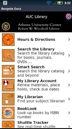 AUC Woodruff Library