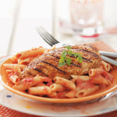 Makeover Cajun Chicken Pasta Recipe
