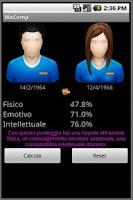 Screenshot of Biocompatibility