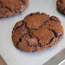 Chocolate Chunk Buckwheat Cookies