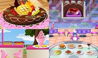 Screenshot of Jogos de culinaria
