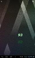 Screenshot of Best Simple Battery Widget