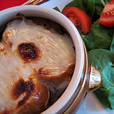 Hearty Onion Soup