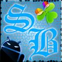 GOWidget Theme SteelBlue-Free icon