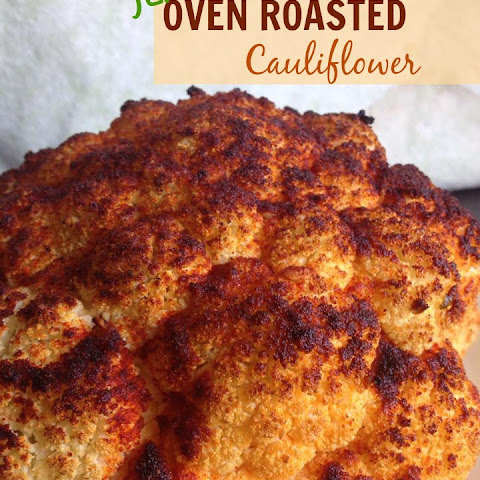 Roast a Whole Cauliflower