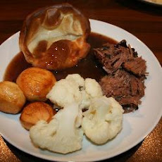 Riko's Juicy Slow Cooked Roast Brisket