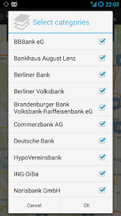 Berlin ATM's - screenshot