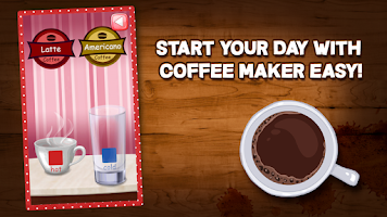 Screenshot of Coffee Maker Easy