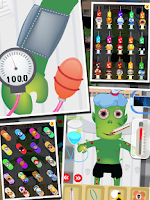 Screenshot of Monster Hospital - Kids Games