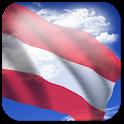 3D Austria Flag