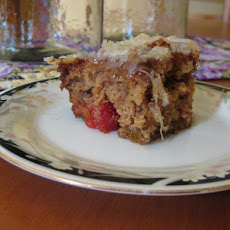 Mary's Winter Fruit Cake