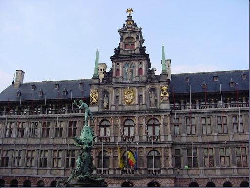 031_Antwerp - Stadhuis