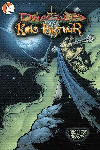 Dracula Vs. King Arthur 1