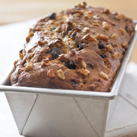 Walnut–Chocolate Chip Banana Bread