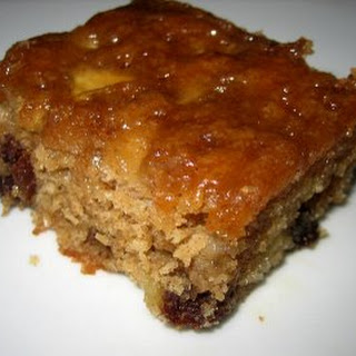 Applesauce Spice Bars,