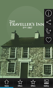 The Travellers Inn Milford - screenshot