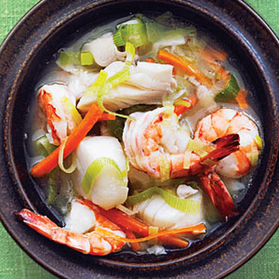 Miso Seafood Stew