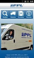 Screenshot of PPL CZ