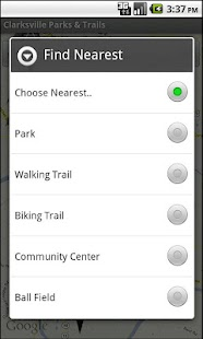 Clarksville Parks and Trails - screenshot
