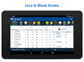 Screenshot of CBS Sports Fantasy