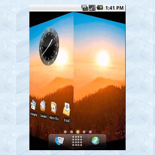 LiveHome桌面伴侣 商業 App LOGO-硬是要APP