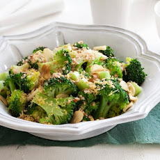 Healthy Broccoli Roman Style