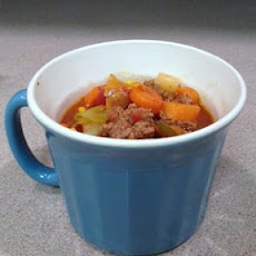 Lazy Vegetable Soup