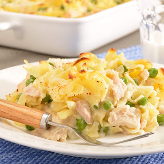Country Tuna Noodle Casserole