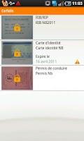 Screenshot of Pocket Docs