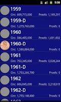 Screenshot of Memorial Cents