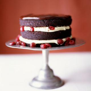 Simple Black Forest Layer Cake