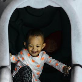 keep smile Nak by Ronny Firmansyah - Babies & Children Babies