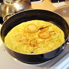 Nan's Potato and Egg Frittata