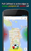 Screenshot of CallHeads - phone call app