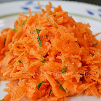 Moroccan-style Carrot Salad