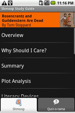 Rosencrantz and Guildenste...