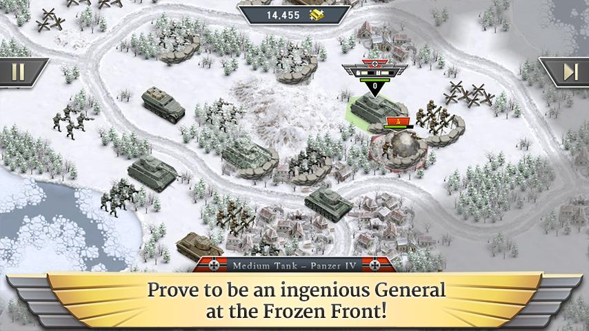 1941 Frozen Front Premium Screenshot 3
