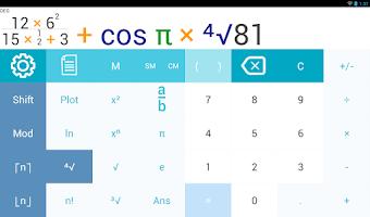 Screenshot of King Calculator