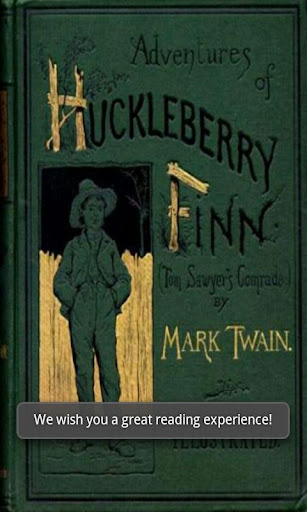 【免費書籍App】Adventures Of Huckleberry Finn-APP點子