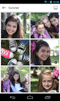 Screenshot of Woven Photo Viewer