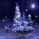 Christmas Snow Fantasy Live Wallpaper Full image