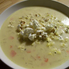 Carol's Wisconsin Beer Cheese Soup