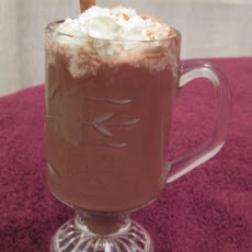 Grand Marnier Hot Chocolate