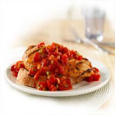 Hunts® Bruschetta Chicken Grill