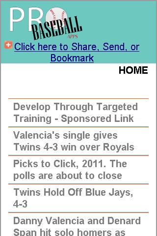 Danny Valencia News