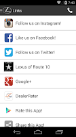 Screenshot of Lexus of Route 10 DealerApp