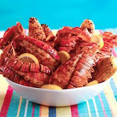 Barbecued Lobster Tail