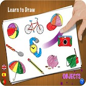 Download Learn to Draw - Objects APK on PC